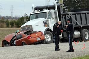 Legal Help Trucking Accident | Burnett Law AZ
